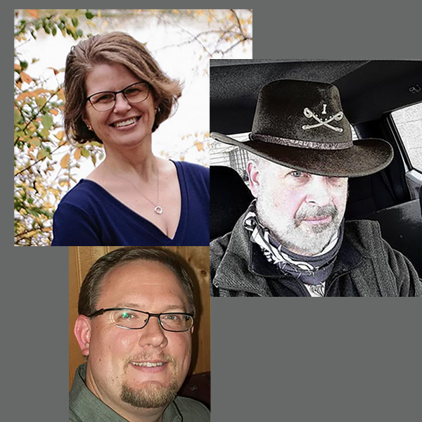 Afternoon Author Panel